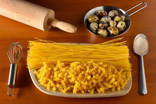 Orsó és spagetti